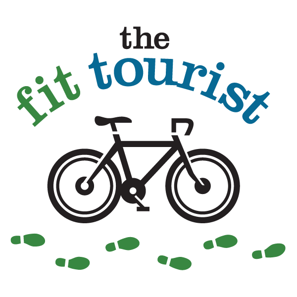 The Fit Tourist Logo